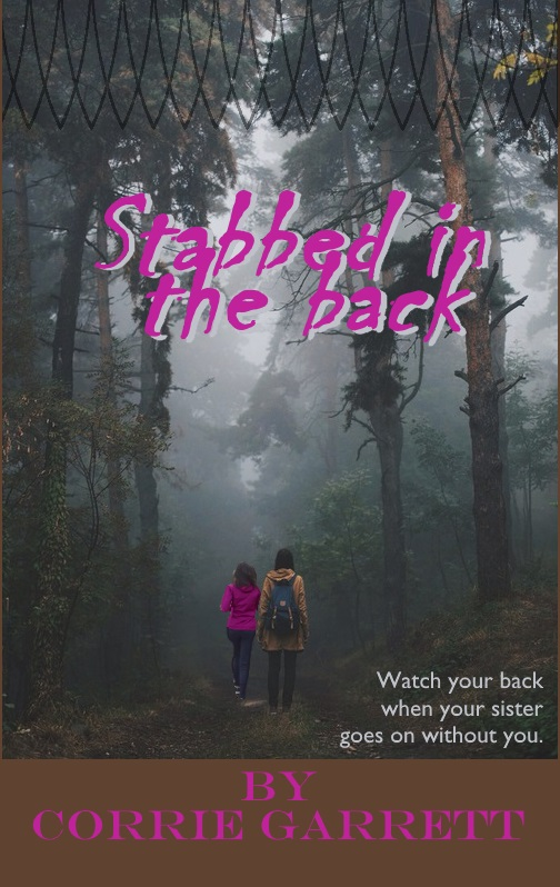 stabbed book cover