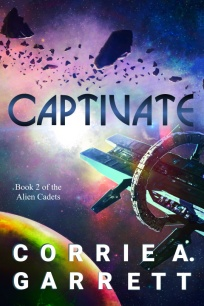 Captivate SMALL slap a spaceship on it